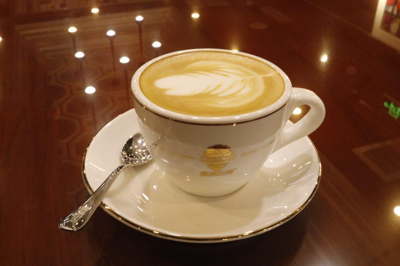 塞纳左岸咖啡与首届普洱国际精品咖啡博览会